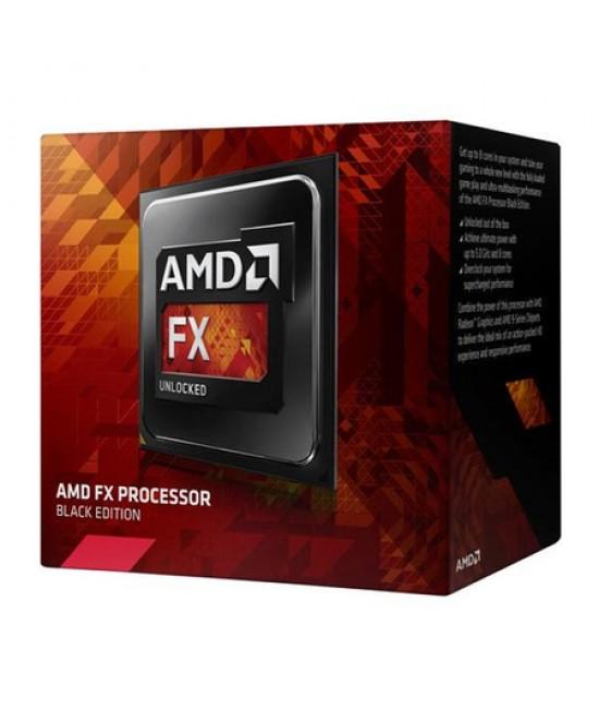 PROCESSADOR PARA COMPUTADOR AMD AM3+ BULLDOZER FX8350 4.0GHZ/16MB/8CORE 125W BOX FD8350FRHKBOX