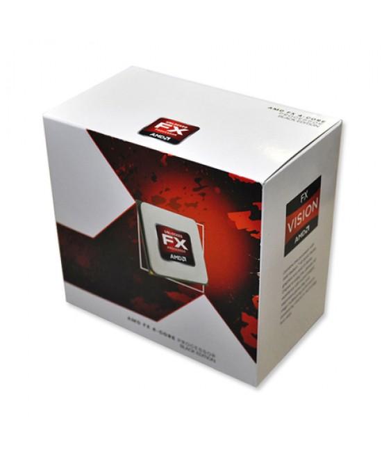 PROCESSADOR PARA COMPUTADOR AMD AM3+ BULLDOZER FX4300 3.6GHZ/12MB/4CORE BOX