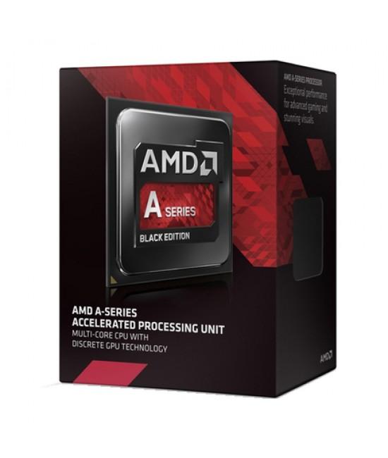 PROCESSADOR PARA COMPUTADOR AMD FM2 A10 7850K 3.7GHZ/4MB/4CORE C/ RADEON R7 SERIES